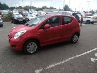 2010 10 SUZUKI ALTO 1.0 SZ4 5D 68 BHP **** GUARANTEED FINANCE **** PART EX WELCOME ****