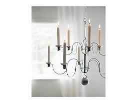 IKEA Candle Chandelier