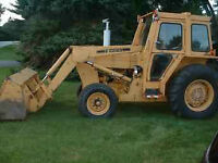 ford 545D tractor with loader. need manual.