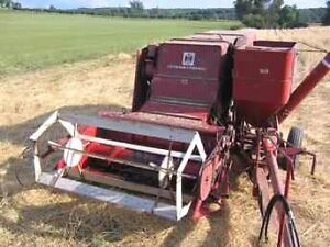 Model 80 Pull-Type Combine / comes with spare combine also