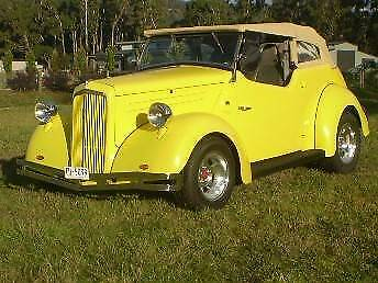 1939 Ford Anglia Tourer