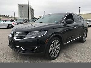 "Re[rise de BAIL ""2016 Lincoln MKC Luxury PACK VUS"""