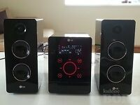 LG FA162 HiFi SYSTEM WITH USB PORT 80W X2