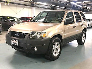 Sold pending pickup 2007 Ford Escape SUV saftied, very low kms!