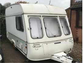 """ A Lovely Conditioned....,Swift Silhouette Exclusive 2 Birth Touran Caravan!!!"