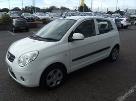 £30 ROAD TAX!! 2010 60 KIA PICANTO 1.1 DOMINO 5D 64 BHP **** GUARANTEED FINANCE **** PART EX WELCOME