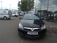 2010 10 VAUXHALL ASTRA 1.6 EXCLUSIV 3D 113 BHP **** GUARANTEED FINANCE **** PART EX WELCOME ****