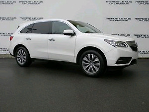 2016 Acura MDX Navi  - Take over lease or purchase