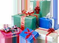 Calling all gift wrapping experts and addicts for evening shifts