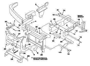 Meyer Ford Mount on ford 500 wiring diagram