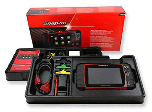 Snap-on Modis W/Euro package, keyless, touch, 2 channel scope