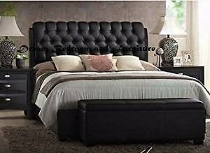 SPECIAL new BED FRAME + POCKET SPRING MATTRESS RRP $1,499