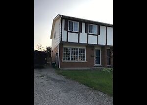 72 Cluthe Crescent-Semi-detached in Doon with huge walkout lot