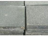 6, 2x2 Paving Slabs Concrete Flags
