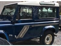 Looking for a Landrover Defender