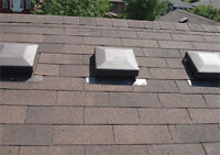 Does your roof have enough ventilation?