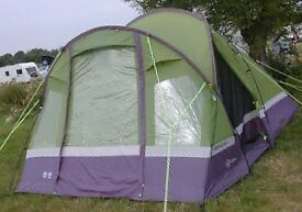 4 Berth Tent & accessories