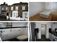 DOUBLE ROOM IN HOUSE FOR LET EARDLEY ROAD WALK>STREATHAM COMMOM STATION TRAINS VICTORIA BALHAM TUBE