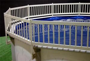 Above Ground Pool Fence Cambridge Kitchener Area image 2