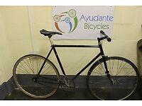 Custom Build Fixie Bike