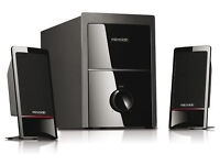 MICROLAB M-700 SPEAKERS & Hi-Fi 2.1 SUBWOOFER SYSTEM