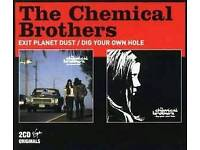 Chemical brothers exit planet dust /dig your own hole
