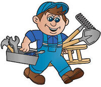 Quality Work, Great Rates!! Handyman services.