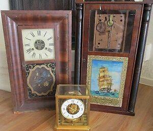 Clocks and Curiosities