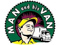 Man with a small van - cheap rates, reliable local service