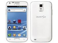 Samsung Galaxy S2 White Mint Condition