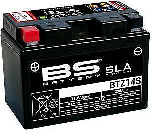 New YTZ14S Battery by BS Battery In stock Ready to Go!
