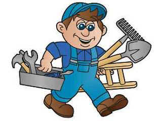 Glasgow handyman services - electrician, plumber & joiner (cooker installation & washing machine)