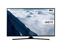 "Samsung 43"" 4k UltraHD smart Tv apps wi-fi warranty free delivery save 💷"