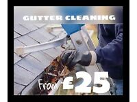 ⛈Gutter Cleaning, Repairs & Repainting⛈