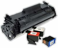 Ink And Laser Toner Cartridges Refill & Compatible