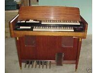 Lowrey Electronic Organ 1970s