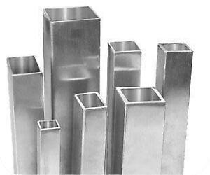 Square Steel Tubing: Metals & Alloys | eBay