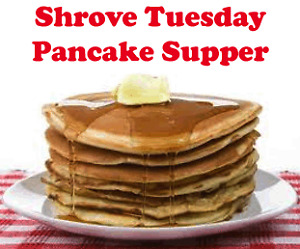 Free Pancake Supper