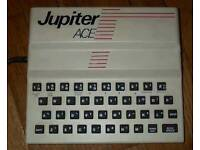 Wanted jupiter ace computers and peripherals