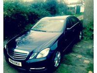 Mercedes E Class £8995 ONO