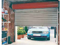 Cheap Single Skin Roller Shutter Garage Doors - UK Delivery - All Sizes Available - 60% OFF
