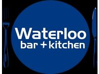 Experienced Waiting Staff Required - Waterloo SE1