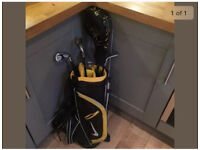 Nike SQ Machspeed Golf Set Ages 9-12