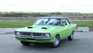 1970 Dodge Dart SWINGER #'s 340