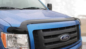 STAMPEDE Behind Grille Hood Protector for Ford F-150, 2147-2