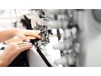 Experienced Industrial Sewing Machinist Required Leamington Spa