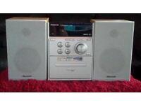 Panasonic Mini CD System