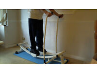 Air Walker Fitness Machine - The perfect home exercise machine for full body workouts
