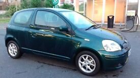 EXCELLENT CONDITION TOYOTA YARIS