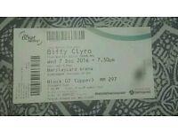 Biffy clyro concert. Birmingham.